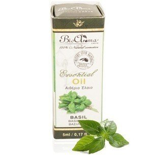 BioAroma BASIL essential oil 100% natural 5ml