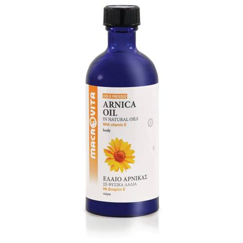 MACROVITA ARNICA OIL in natural oils with vitamin E 100ml