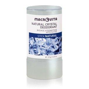 MACROVITA DEODORANT Stick mit natürlichen Kristall 120g