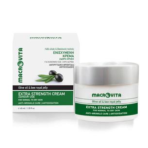 MACROVITA intensive straffende Anti-Falten-Creme für normale bis trockene Haut 40ml