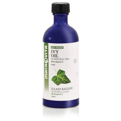 MACROVITA EFEUÖL in natürlichen Ölen with vitamin E 100ml