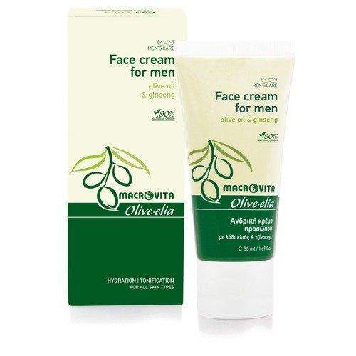 MACROVITA OLIVE-ELIA Gesichtscreme für MEN 50ml